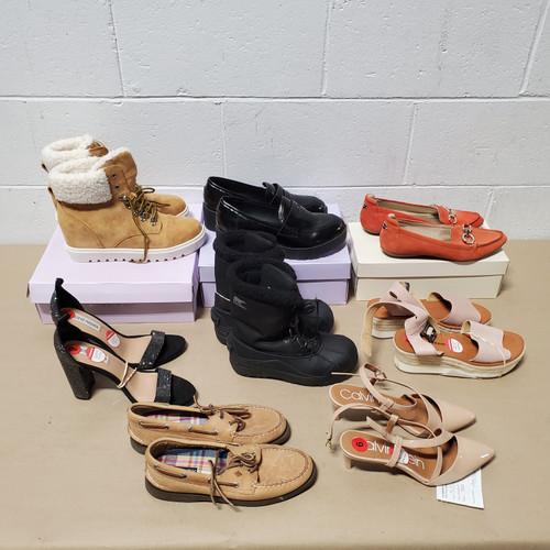 40 Units of Shoes (pair) - MSRP 3523$ - Returns (Lot # 577660)