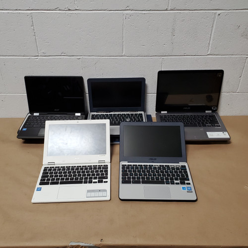 11 Units of Laptops - MSRP 3957$ - Salvage (Lot # 579204)
