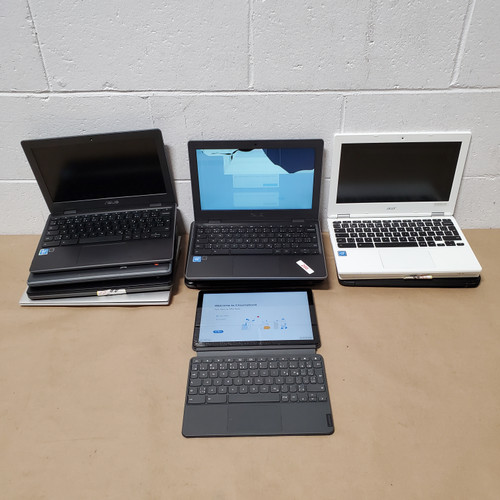11 Units of Laptops - MSRP 4167$ - Salvage (Lot # 579207)