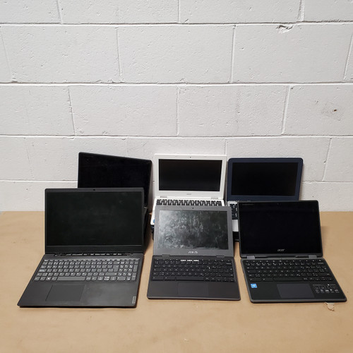 13 Units of Laptops - MSRP 4027$ - Salvage (Lot # 579205)