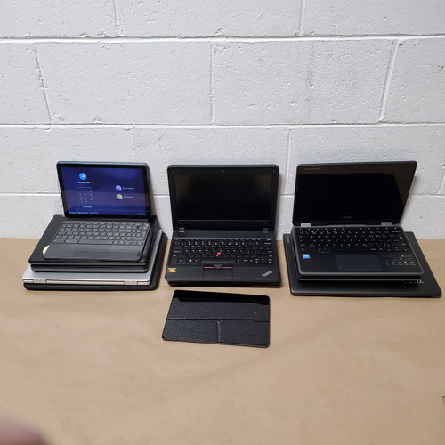 11 Units of Laptops - MSRP 4311$ - Salvage (Lot # 579209)