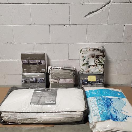 26 Units of Bedding - MSRP 4039$ - Returns (Lot # 582061)