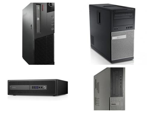 8 Units of Desktops - MSRP 3087$ - Returns (Lot # 5819101)