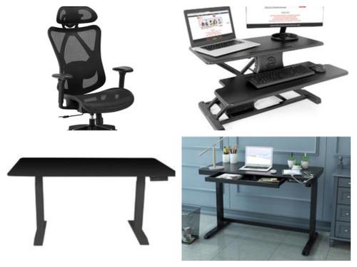 20 Units of Office Furniture - MSRP 2519$ - Returns (Lot # 587506)