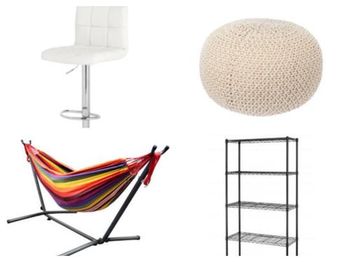 40 Units of Home Furniture - MSRP 2542$ - Returns (Lot # 587511)