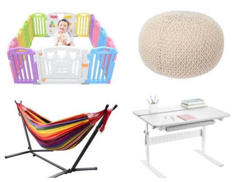 46 Units of Home Furniture - MSRP 2550$ - Returns (Lot # 587512)