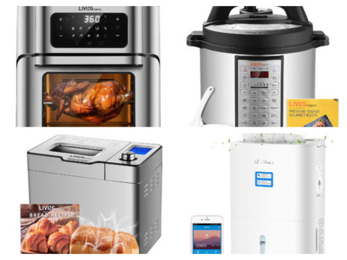 13 Units of Small Appliances - MSRP 2522$ - Returns (Lot # 587515)