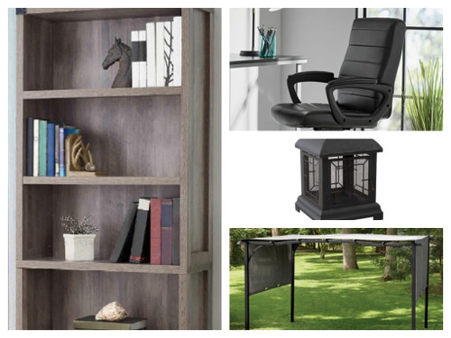 21 Units of Home Furniture - MSRP 2113$ - Returns (Lot # 586712)