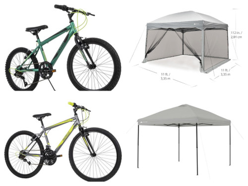 14 Units of Sports & Outdoor - MSRP 1262$ - Returns (Lot # 586724)