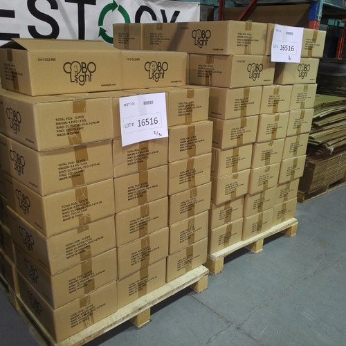 2 Pallets of 1200 Units of LED Lights PAR30 Long Neck 15W (Replace 90W) -  MSRP 25188$ - Brand New