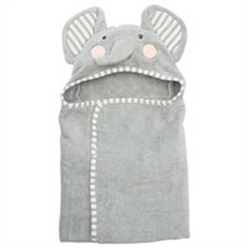48 Units of Baby Hooded Towels - Elephant - MSRP 1438$ - Brand New
