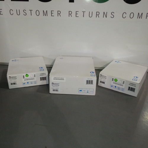 3 Units of Acroprint timeQplus Systems - MSRP 2010$ - Like New