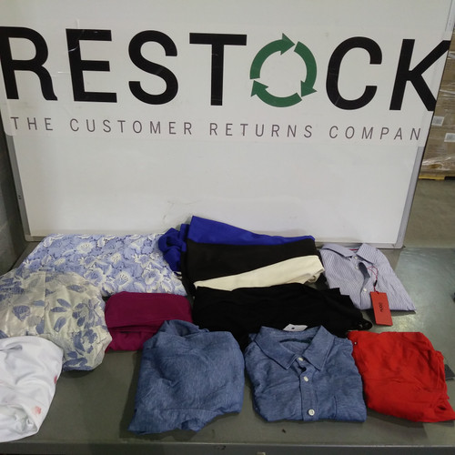 93 Units of Clothing & Accessories - MSRP 4643$ - Returns