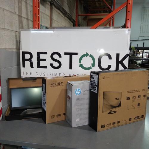 28 Units of Monitors - MSRP 4255$ - Returns