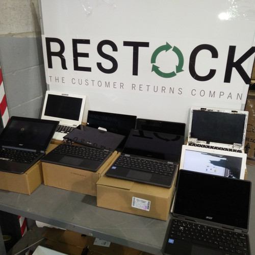 14 Units of Acer Chromebooks - MSRP 3970$ - Salvage