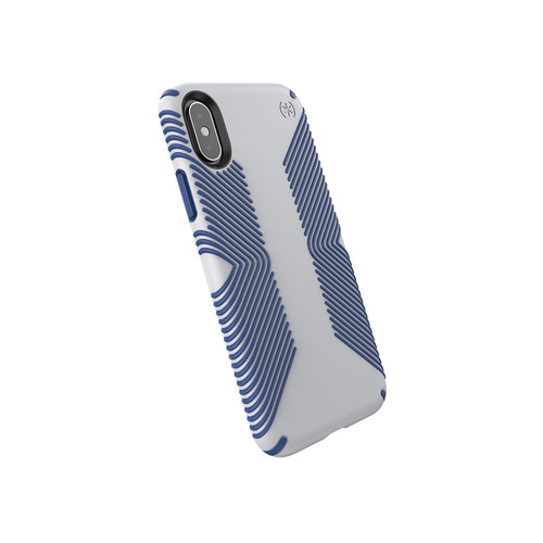 48 Units of Speck Cases for iPhone X/XS (Blue/Microchip Gray) - MSRP 2160$ - Brand New