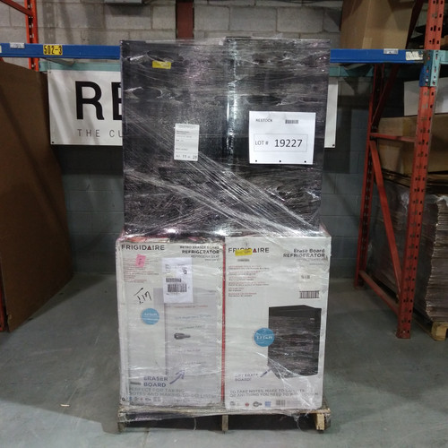 8 Units of Small Appliances - MSRP 1892$ - Scratch & Dent