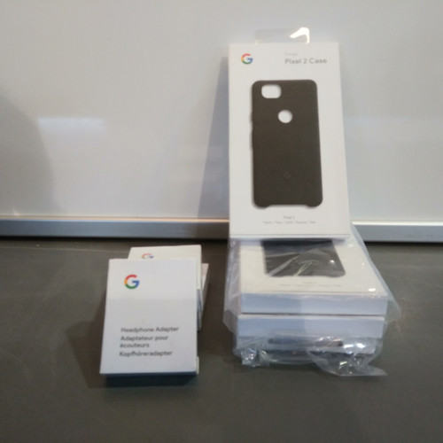 31 Units of Google Pixel Cases for Smartphones - MSRP 790$ - Like New