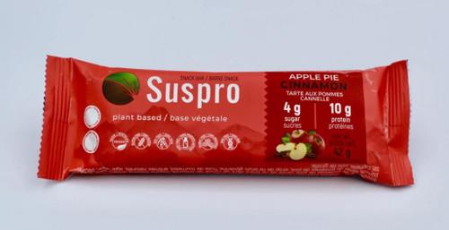 72 Units of Protein Snack Bar - Apple Pie Cinnamon - 42g per bar - MSRP 215$ - Brand New