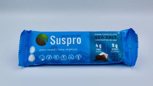 72 Units of Protein Snack Bar - Dark Chocolate Sea Salt - 42g per bar - MSRP 215$ - Brand New