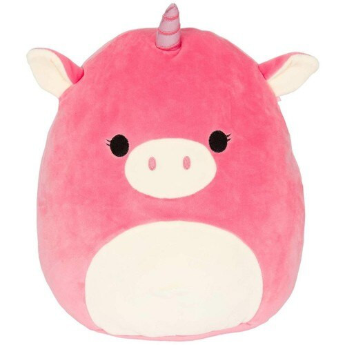 """2 Units of Large 16"""" Squishy Unicorn Plushes - MSRP 60$ - Brand New (Lot # CP545301)"""