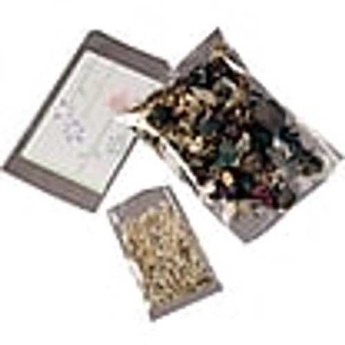 "4 Units of 1.5 Mil 8""W x 10""L Lay Flat Poly Bag - 1000/Carton - MSRP 200$ - Brand New (Lot # CP546202)"
