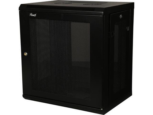 """1 Unit of Rosewill 12U Server Cabinets (16.5"""" Deep) - MSRP 250$ - Brand New (Lot # CP545628)"""