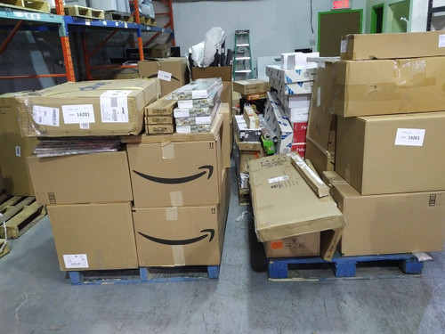 022b44333f2d 8 Pallets Truckload  14201 - 772 units of General Merchandise from ...