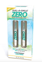 Dial a Smile ZERO Teeth Whitening Pen - 2 Pack