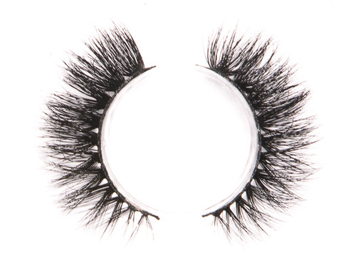 "Mink Lashes ""Savage"" - Rose Gold Case Not Included"