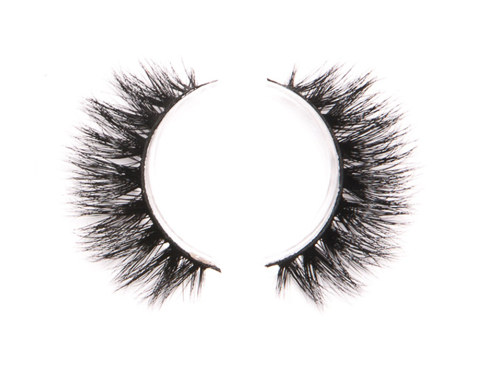 """Mink Lashes """"Cara"""" - Rose Gold Case Not Included"""