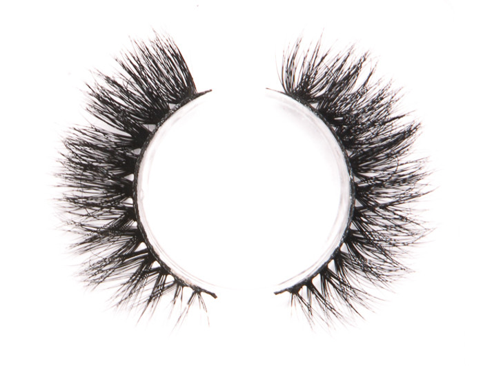 """Mink Lashes """"Savage"""" - Rose Gold Case Not Included"""