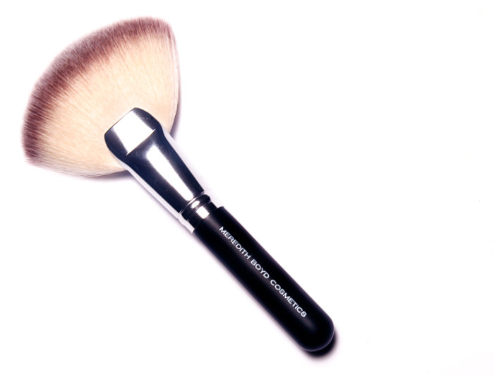 Pro Highlighting Fan Brush