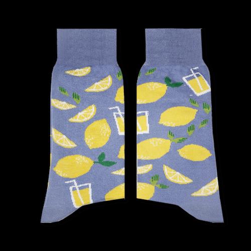 Sikasok Lemonade Socks Blue (Men's)
