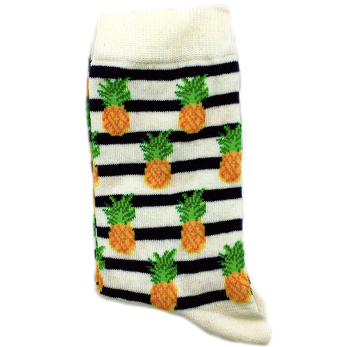 Pineapple Black Stripes (Women)