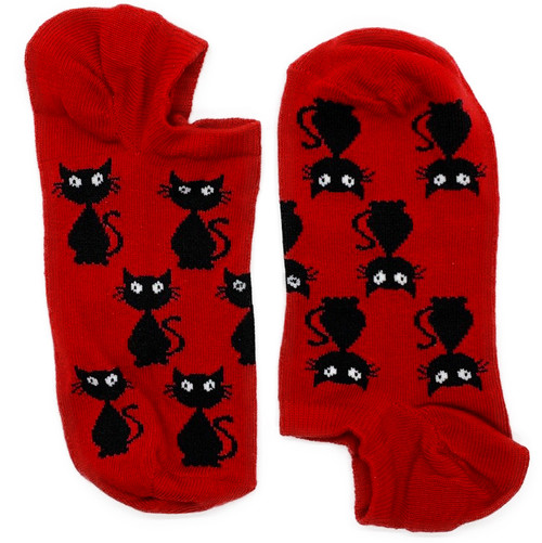 Cats Short Red (Women's)