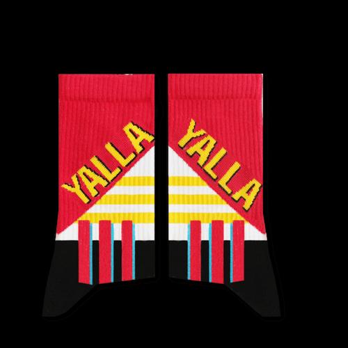 Sikasok YALLA Socks Pink (Women's)