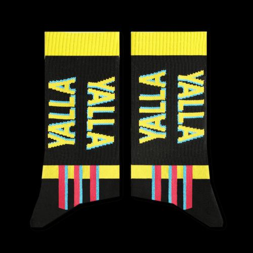 Sikasok YALLA Socks Black (Men's)