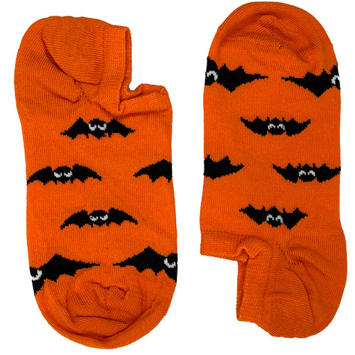 Bats Orange Short (Women's)