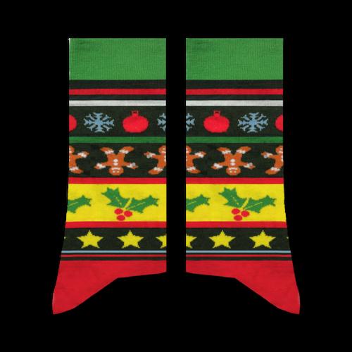 Sikasok Ugly Christmas Socks