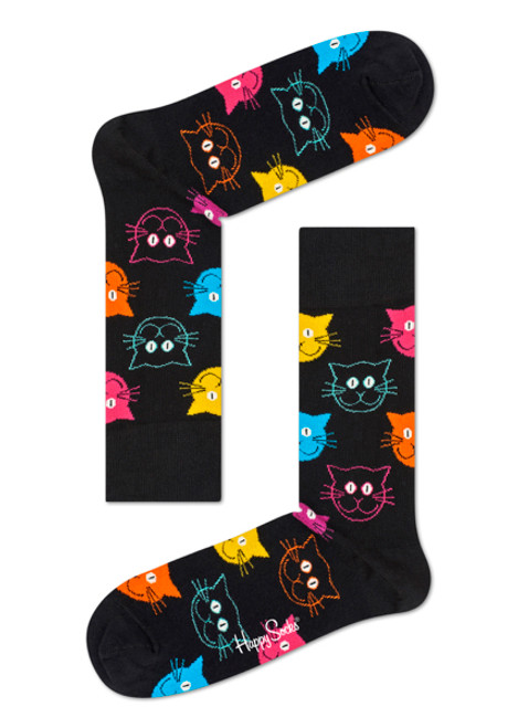 Happy Socks - Cat Sock