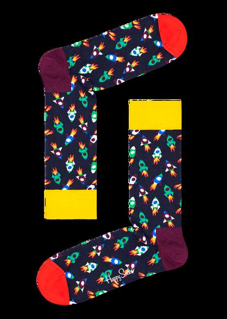 Happy Socks - Rocket Socks (Men)