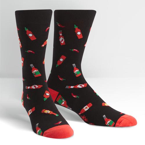 Hot Sauce Socks (Men)