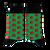 Sikasok Tarbouch Socks Green (Men's)