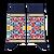 Sikasok Khayamiya Socks Blue (Men's)