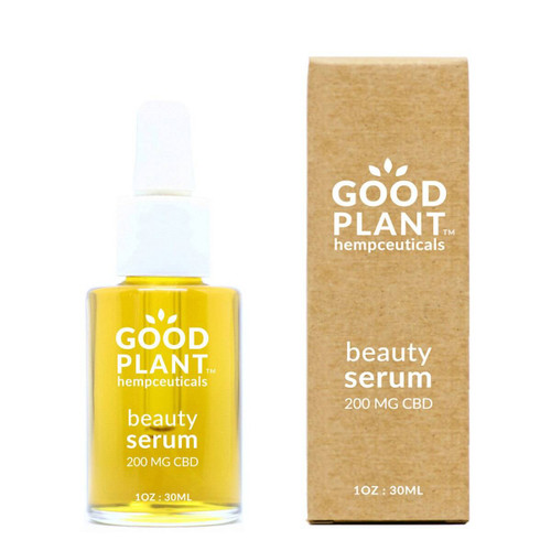 Good Plant Hemp Beauty Serum 200mg CBD
