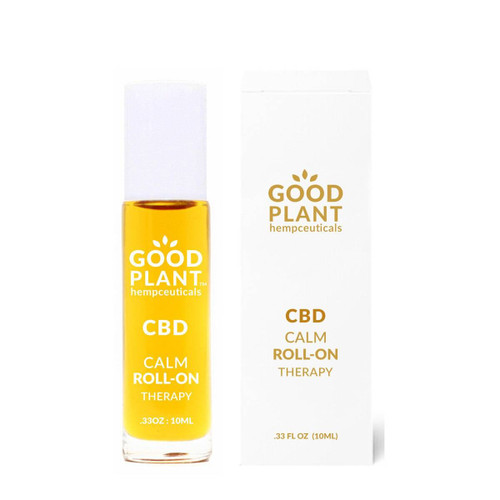 Good Plant Hemp Calm Roll-On Therapy 100mg CBD
