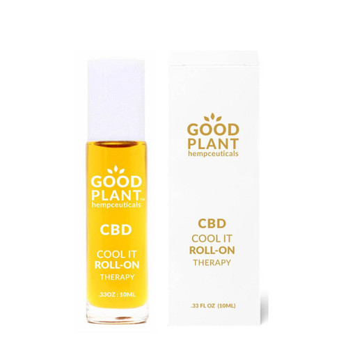 Good Plant Hemp Cool-It Roll-On Therapy 100mg CBD