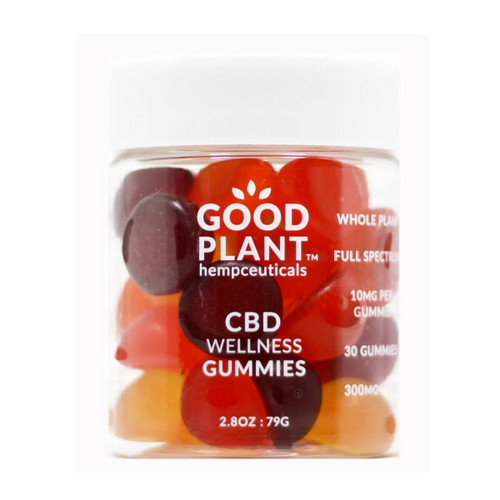 Good Plant Hemp CBD GUMMIES