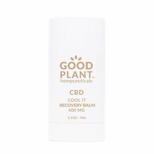 Good Plant Hemp Cool It Recovery Balm 400mg CBD